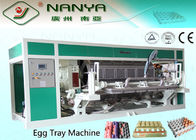 6000pcs/h Fully Automatic Rotary Type Egg Tray Machine 6 Layer Drying Lines