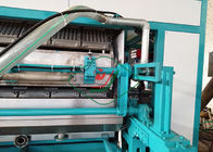 High Automation Rotary Egg Tray Forming Machine / Egg Carton Production Line