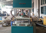 Hot - Pressing Shaping Paper Pulp Molding Machine For Industrial Packing Trays