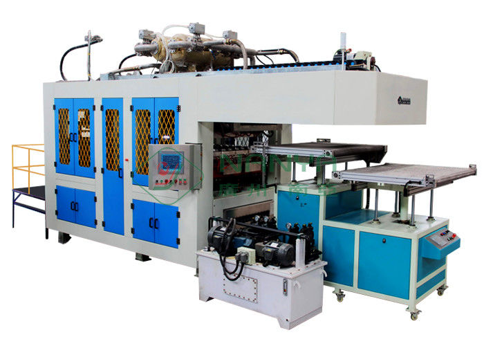 Ecological Virgin Tableware Making Machine for Automatic Tableware production Line