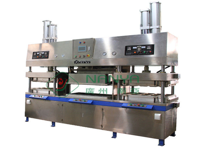 Manually Moulded Pulp Disposal Paper Plate Making Machine for Paper Cup / Plates / Bowls Forming