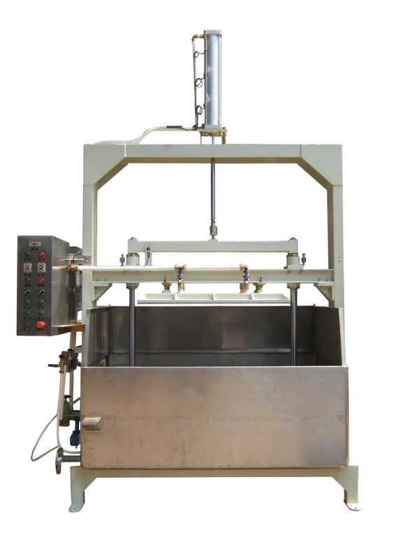 Semi-automatic Reciprocating Single Cylinder Egg Tray Forming Equipment